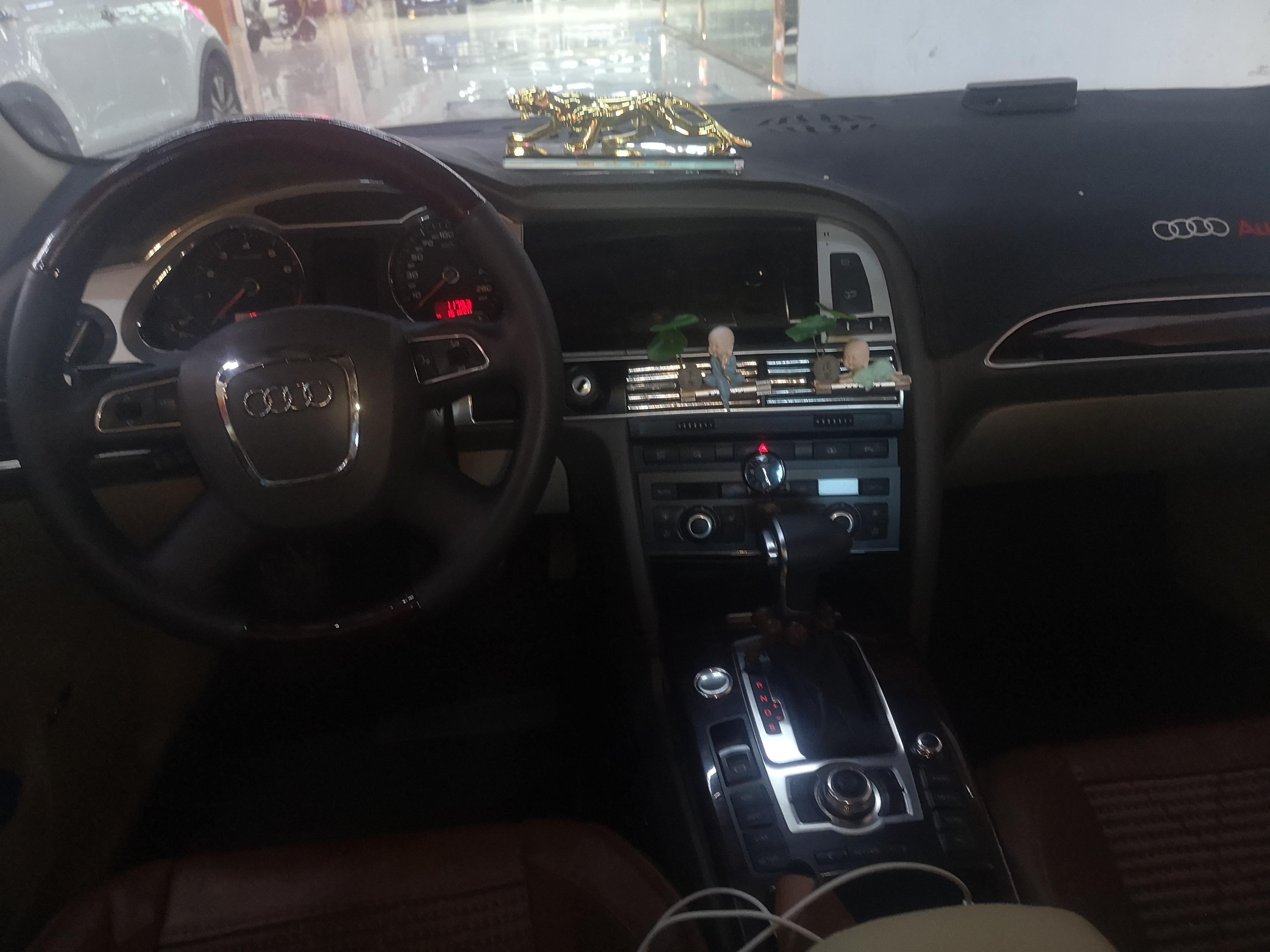 奥迪A6L 2010款 2.4L 豪华型